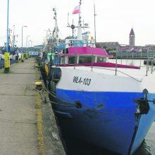 Lietuvos žvejai vienytųsi su lenkais dėl sužlugdytos žvejybos Baltijos jūroje