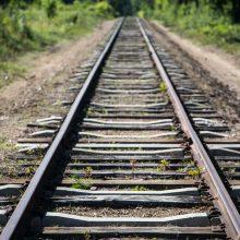 Nelaimė Klaipėdoje: traukinys partrenkė žmogų