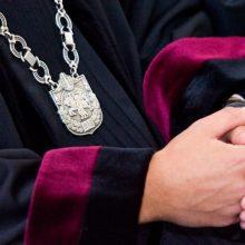 G. Nausėda kreipėsi į Teisėjų tarybą dėl patarimo atleisti teisėją R. Augustę