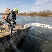 Nemune – didžiulis kiekis teršalų, aplinkosaugininkai – sunkiai pasiekiami