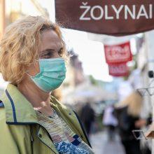 Pandemija diktavo Kauno rudens mugės asortimentą