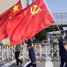 Ar Lietuva, aštrindama konfliktus su Kinija, pajėgs išsilaikyti?