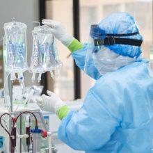 Lenkijoje – 946 nauji COVID-19 atvejai, mirė 117 pacientų