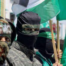 """Izraelio premjeras žada intensyvinti atakas prieš """"Hamas"""""""