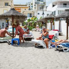Ispanija tikisi 2021 metais sulaukti 45 milijonų užsienio turistų