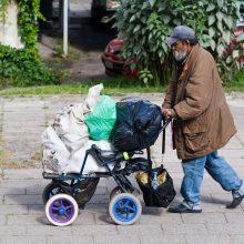 Dėl pandemijos dar maždaug 100 mln. dirbančių žmonių atsidūrė žemiau skurdo ribos