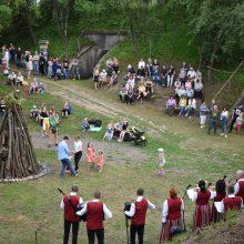 Trauka: šioje unikalioje vietoje vykdavo Užgavėnių, Rasos, Joninių ir kitos šventės.