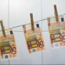 Seimas stiprina pinigų plovimo prevenciją