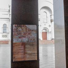 Kaune – paroda apie sovietmečiu užgimusį nelaikiną meną