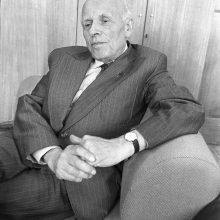 Vilniuje – Nobelio premijos laureato A. Sacharovo gimimo šimtmečiui skirta konferencija