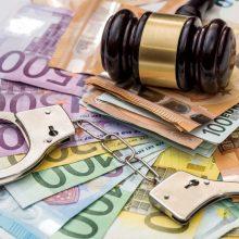 Už aplinkosaugos pažeidimus įmonei gresia susimokėti ketvirtį milijono eurų