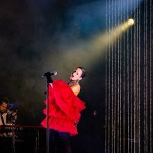 Paskutiniai renginiai po atviru dangumi: Monikos Liu koncertas ir Kultūros naktis
