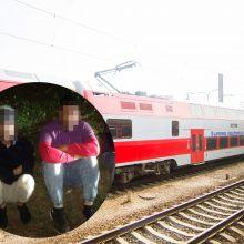 Aiškėja daugiau faktų apie nelegalių migrantų kelionę traukiniu: bilietus nupirko nežinoma moteris