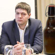 A. Mazuronis apie dabartinius alkoholio ribojimus: kažkoks absurdas