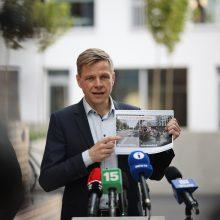 Vilniaus savivaldybė iki 2030-ųjų sieks atnaujinti sovietmečiu statytus rajonus
