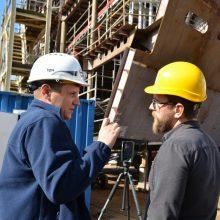 Inovacijos atrakina jūrinės pramonės potencialą