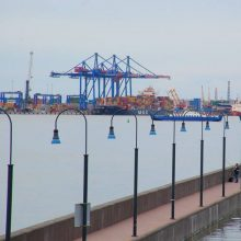 Į uosto plėtrą iki 2023-ųjų bus investuojama 77 mln. eurų