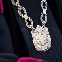 Klaipėdos apylinkės teismo teisėjai R. Augustei iškelta drausmės byla