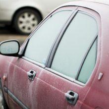 Plungiškiui iš namo kiemo pavogtas automobilis