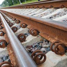 Rengės geležinkelio ruože – baigiamieji atstatymo darbai