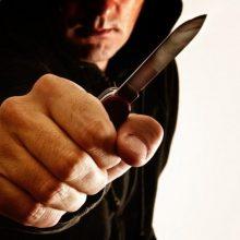 Klaipėdoje peiliu sužalotas vyras: įtariamasis – ieškomas
