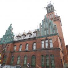 Klaipėdos pašto rūmų istorijoje – sąstingis