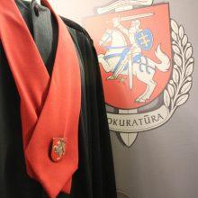 Klaipėdos prokuroras prašo dokumentų klastotojus nubausti griežčiau