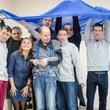 Profesionalių ir neįgalių aktorių bendras projektas: spektaklis vaikams