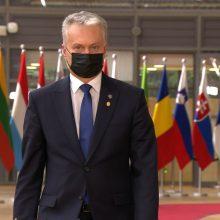 G. Nausėda: ES dialogas su Rusija negali būti vienos pusės eismas