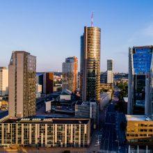 Vilniaus biudžetas turėtų padidėti beveik 11 proc. – 80 mln. eurų