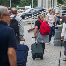 """""""Air Baltic"""" pradeda skrydžius iš Vilniaus į Oslą"""