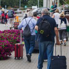 Primena parskrendantiems į Lietuvą: 14 dienų izoliacija – dar privaloma