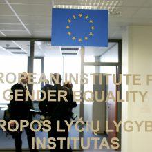 Skelbiamas ES lyčių lygybės indeksas