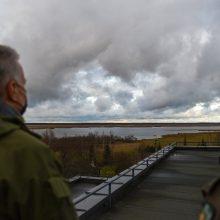 G. Nausėda: išsaugoti Žuvinto turtus – užduotis būsimam aplinkos ministrui