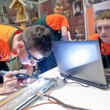 Į profesines mokyklas priima 17 tūkst. jaunuolių, populiariausia – inžinerija