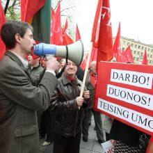 Teismas nusprendė: A. Paleckis turi likti suimtas