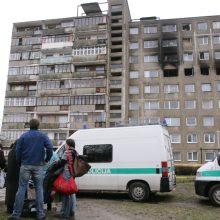 LAT atidėjo sprendimo paskelbimą šešis žmones pražudžiusio Žirmūnų gaisro byloje