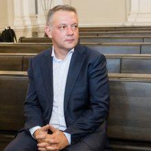 E. Masiuliui nepavyksta atgauti per kratas paimtų 242 tūkst. eurų