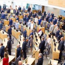 Į Seimą perrinkta 81 senbuvis: kai kas dirbs jau aštuntą kadenciją