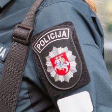 Panevėžio rajone susidūrus dviems krovininiams automobiliams nukentėjo žmonės