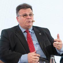 Ministras: NATO turi didinti paramą su Rusijos išpuoliais susiduriančiai Ukrainai