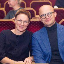 Dėl žmonos darbo premjerės komandoje E. Jakilaitis traukiasi iš aktualijų žurnalistikos