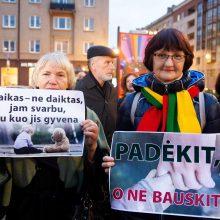 Vaiko teisių apsaugos projektas išbrauktas iš Seimo darbotvarkės