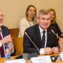 G. Kirkilas: visos pozicijos – ant derybų stalo