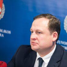 Teisėjų taryba pritarė E. Pašilio skyrimui Ukmergės teisėju