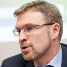 L. Kukuraitis ginasi: įgyvendinome beveik visus Vyriausybės planus