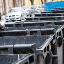 Atliekų išvežimo Vilniuje sutartį planuojama pasirašyti balandį