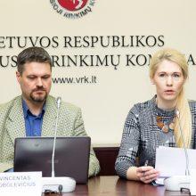 """""""Valstiečiai"""" į VRK nares teikia Vilniaus automechanikos mokyklos buhalterę"""