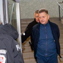 Korupcija įtariamas teisėjas V. Bavėjanas: esu kaltas tik prieš Dievą