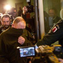 Seimo nariai rengia apkaltą keturiems korupcija įtariamiems teisėjams